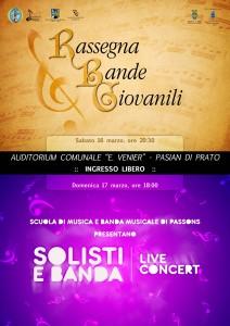 Solisti e Banda 2013
