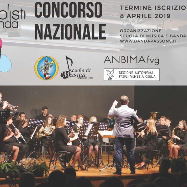 Concorso Solisti e Banda 2019
