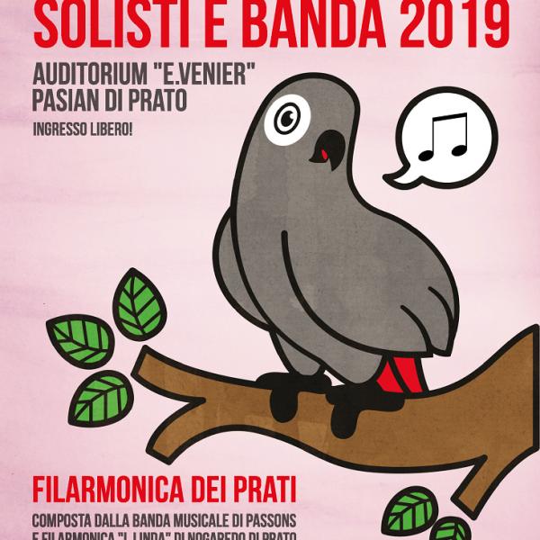"""Concerto di Premiazione """"Solisti e Banda 2019"""""""
